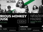 Furious Monkey House, primera vez, concierto Madrid