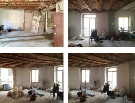 Refromas tr s de piso antiguo a n rdico en pleno centro - Decorar piso antiguo ...