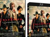 "western ""the salvation"", mads mikkelsen green, blu-ray dvd‏"