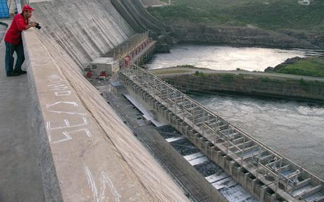 Crisis del agua: Represa de El Guri está a 9,5 metros de su mínimo histórico