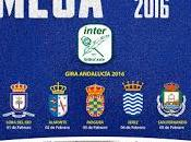 club Movistar Inter celebrará Giras Megacracks días, participación 4.500 escolares, disputará partidos benéficos Andalucía febrero favor Unicef