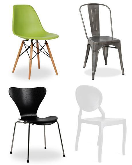 nos gusta las sillas de dise o de superstudio paperblog