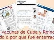 vacunas Cuba Reino Unido enterrado Informe McBride