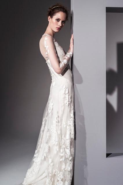 entrevistamos a teresa helbig, la diseñadora de vestidos de novia