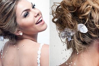 peinados recogidos para novias paperblog - Recogidos De Novias