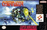LOADING Cybernator. Mechas lujo Super Nintendo