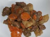Recetas clásicas: Estofado ternera verduras