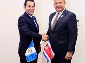 Gobiernos Costa Rica, Guatemala México acuerdan agilizar traslado cubanos