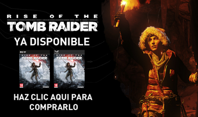 Rise of the Tomb Raider ya disponible para PC