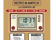 hora frigorífico 'estilo Game&Watch'