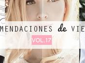 Recomendaciones viernes Vol. XVII