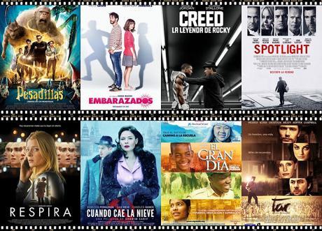 Cartelera los estrenos de cine de la semana 29 01 2016 for M estrenos