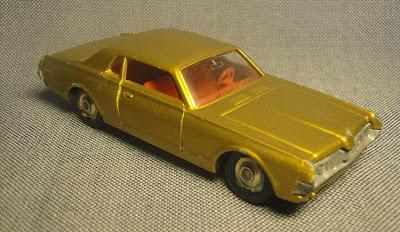 Mercury Cougar, otro King Size de Matchbox
