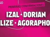 Vilalba confirma Izal, Agoraphobia, Belize Dorian