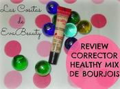 Review Corrector Fluido Healthy Bourjois.