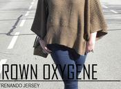 Brown Oxigene Look Curvy