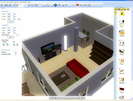 C mo dise ar una casa moderna con programas 3d paperblog for Disenar casas online