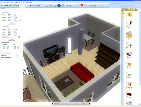 C mo dise ar una casa moderna con programas 3d paperblog for Aplicaciones para disenar casas