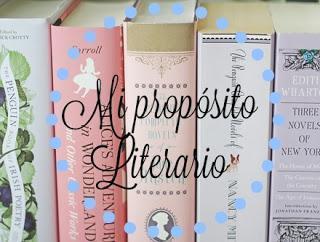Mi propósito literario: febrero