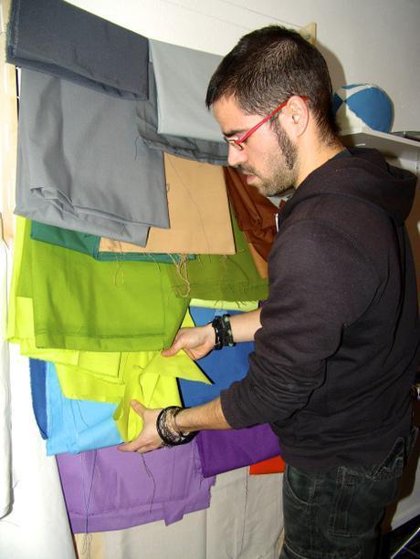 Dani González, creador de la marca Comodios Barcelona !!!