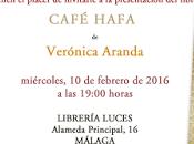 Presentación Café Hafa Málaga, febrero