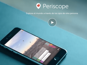 Periscope Facebook Mentions