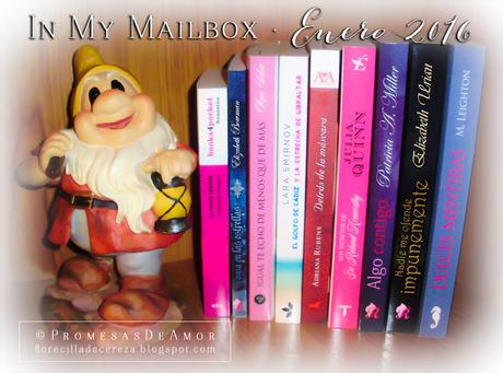 In My Mailbox (28) · Enero + Especial Navidad