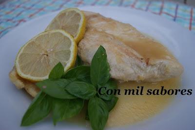 Pechugas de pollo al lim n paperblog - Pechugas al limon ...