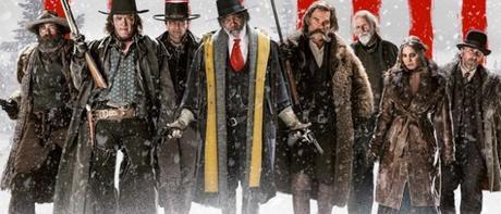 Los odiosos ocho: Tarantino sin cortar