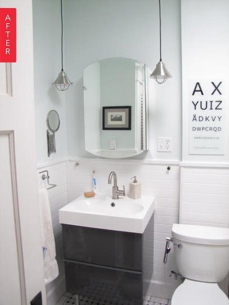 Baños Humanos Japoneses:Before/after: 5 cambios en baños que os dejarán alucinados
