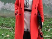 looks vestido bordado