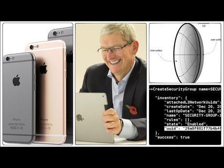 Novedades Apple iPad Air 3, iPhone 7, Apollo y ……