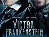 """Póster trailer español """"victor frankenstein"""""""