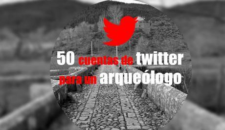 Cuentas Twitter para Arqueología