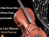 Concierto para violonchelo BACH ofrecido Alumnos Nonna Natsvlishvili