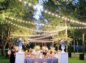 Decoración boda campo