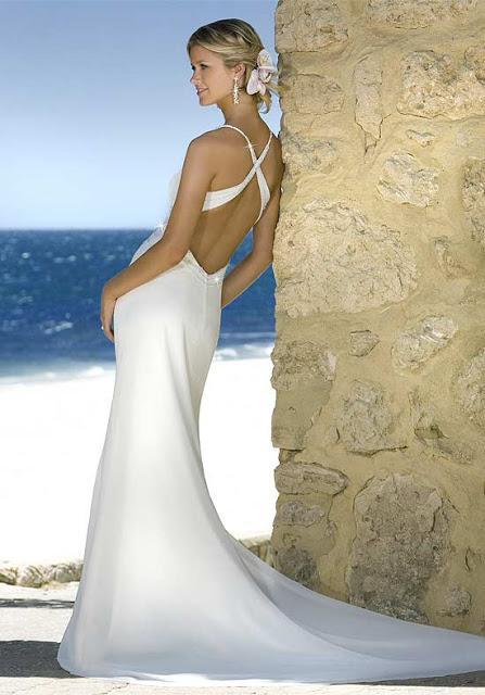 Vestidos De Novia Para Una Boda En La Playa Paperblog