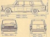 Fiat 2100 Familiare 1960