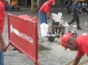 recreo pdvsa-la estancia continúan obras mantenimiento bulevar sabana grande