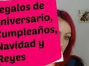 Regalos Aniversario+cumple+Navidad+Reyes