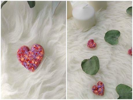 DIY corazones con crayolas para San Valentín