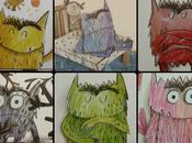 Leemos: monstruo colores