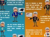 Infografía: quién debes Super Bowl