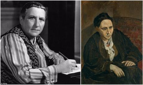 Gertrude Stein_retrato