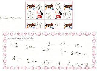 ¡A contar! Matemáticas para pensar