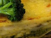 Preocupado Desayuno? Esta Lasagna Vegetales Mejor Opción! Fácil Preparar!