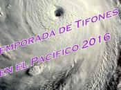 Temporada Tifones Pacífico 2016, click aquí para información
