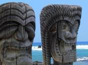 Tiki Ki'i, estatuas dioses hawaianos
