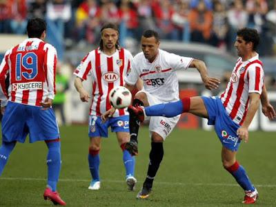 Atlético de Madrid vs Sevilla FC. Difícil pero no imposible