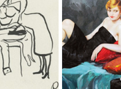 Agenda exposiciones: Antón Lamazares, Maria Zahle, Marc Chagall, Ramón Gómez Serna, Enrique Ochoa Lamazares